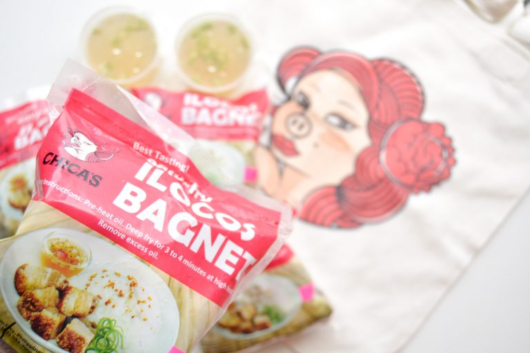 No need to defrost the bagnet, you can fry it while frozen - Chica's Bagnet Express