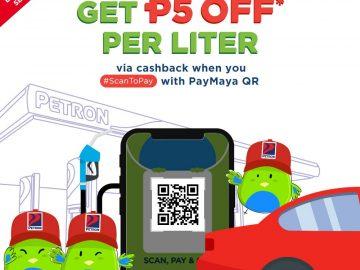 PayMaya-Petron Balik Bayad promo