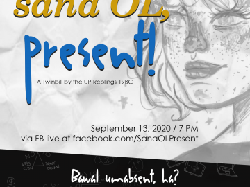 Sana OL, Present - Official Poster