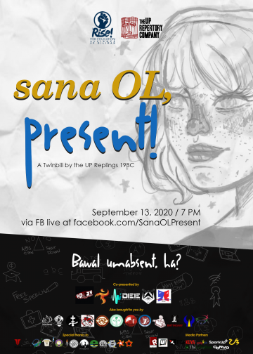 Sana OL, Present - Official Poster