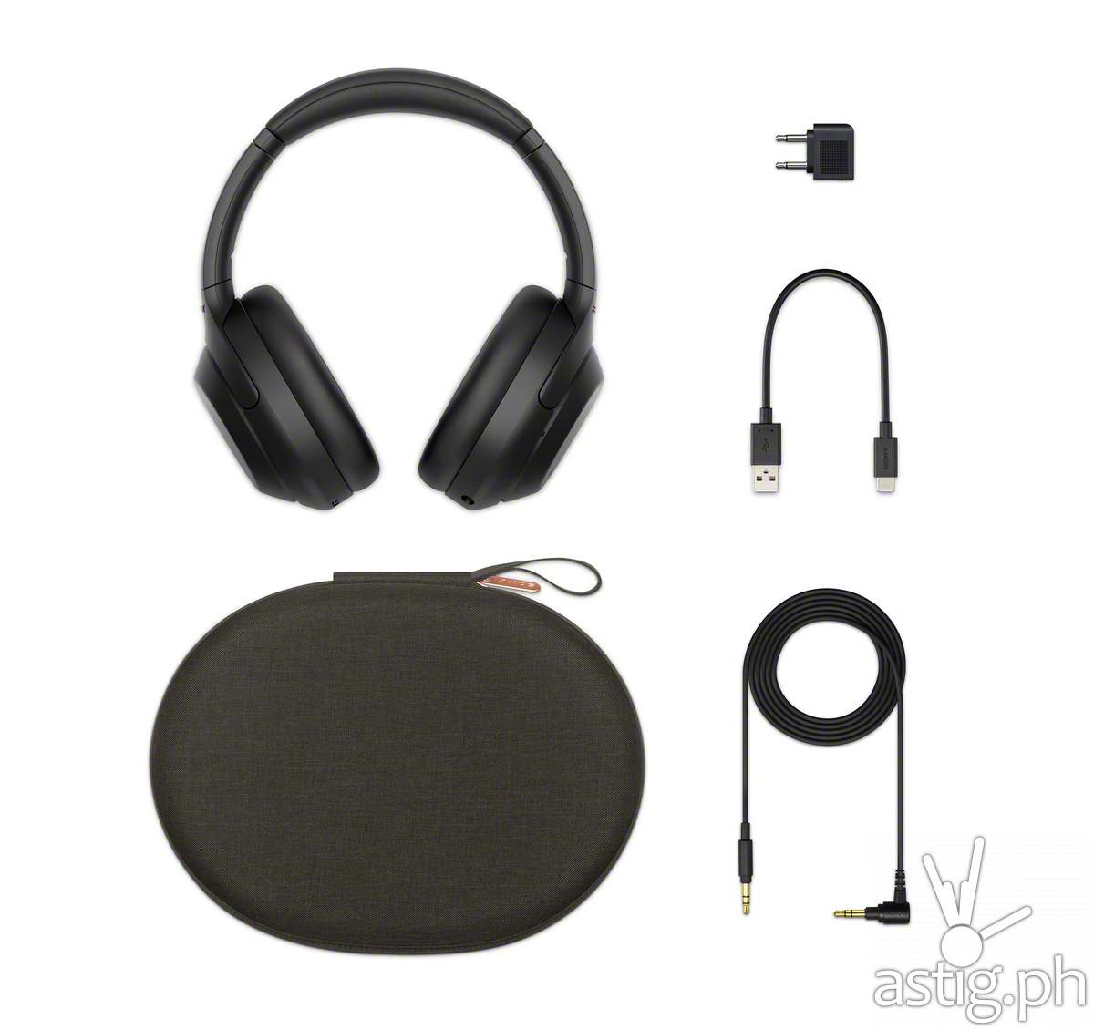 Sony WH-1000XM4 package