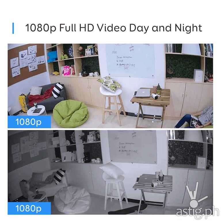 1080p full HD video - Anker Eufy Cam