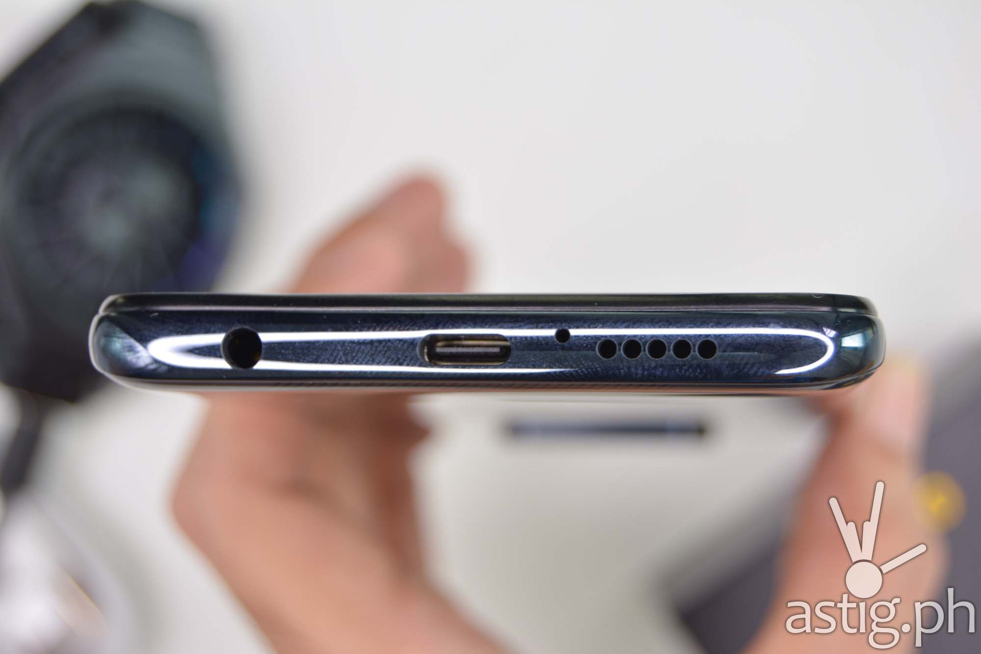 3.5mm audio jack, USB Type-C port, loud speakers - 202009 POCO X3 NFC (Philippines)