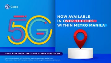 5G new locations 11 cities