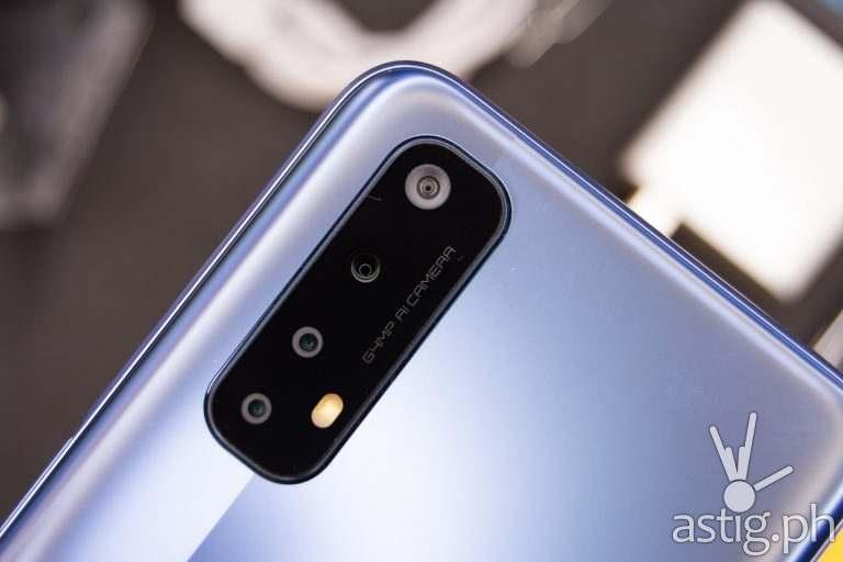64MP AI triple camera - realme 7 (Philippines)