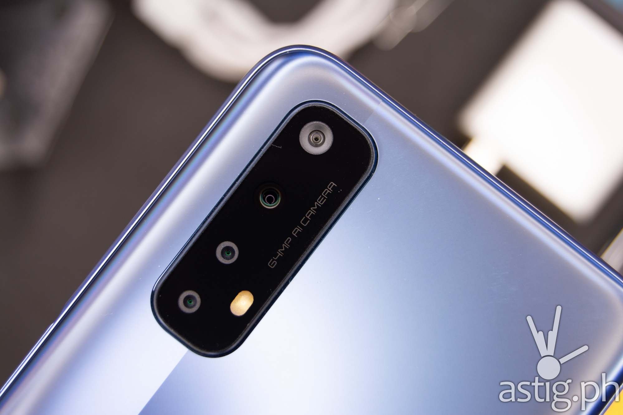 64MP AI triple camera - realme 7 (Philippines)