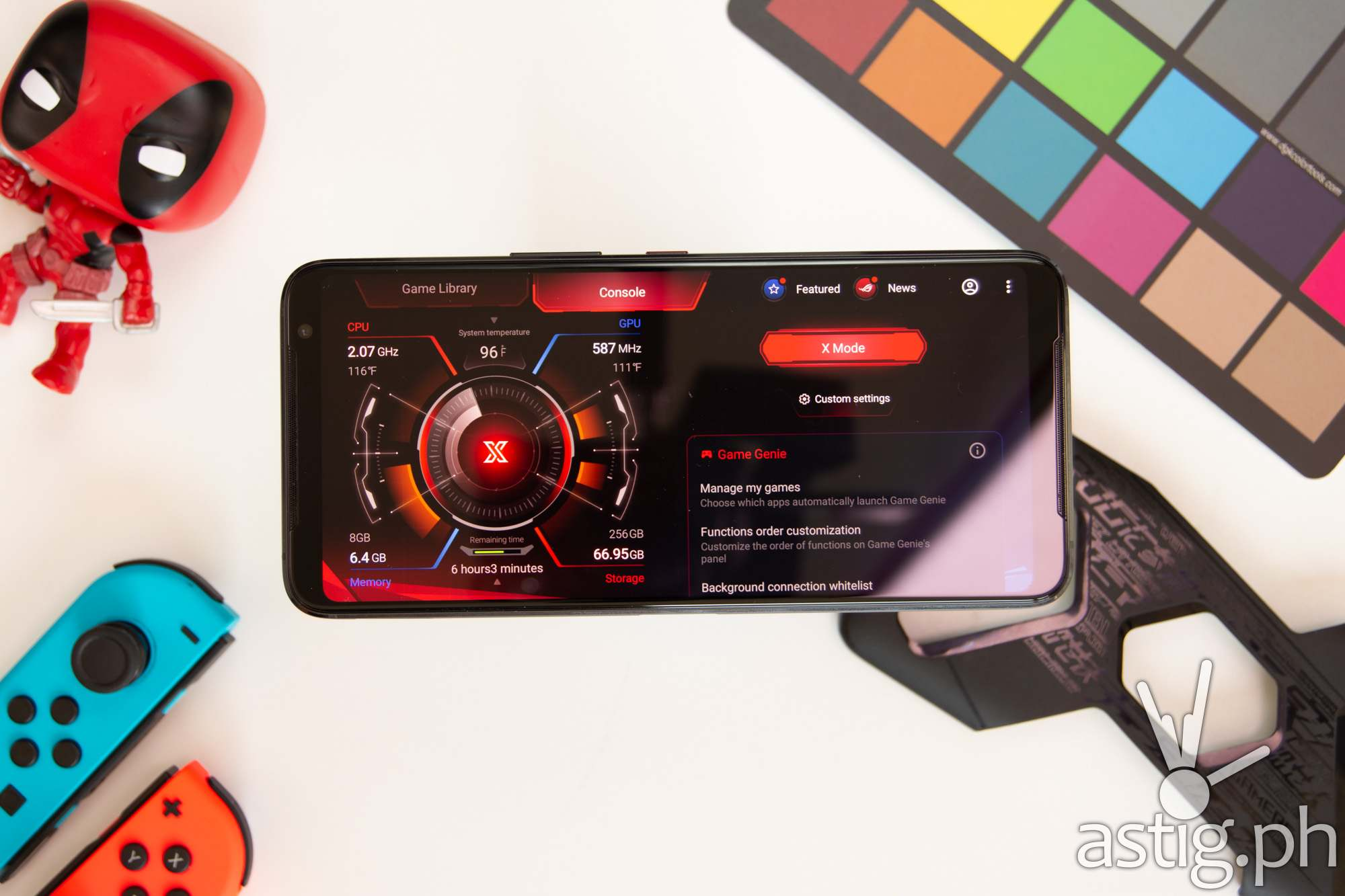 Armoury Crate - ROG Phone 3 (Philippines)