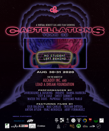 CASTEALLTIONS 30 - UP CAST MAIN POSTER