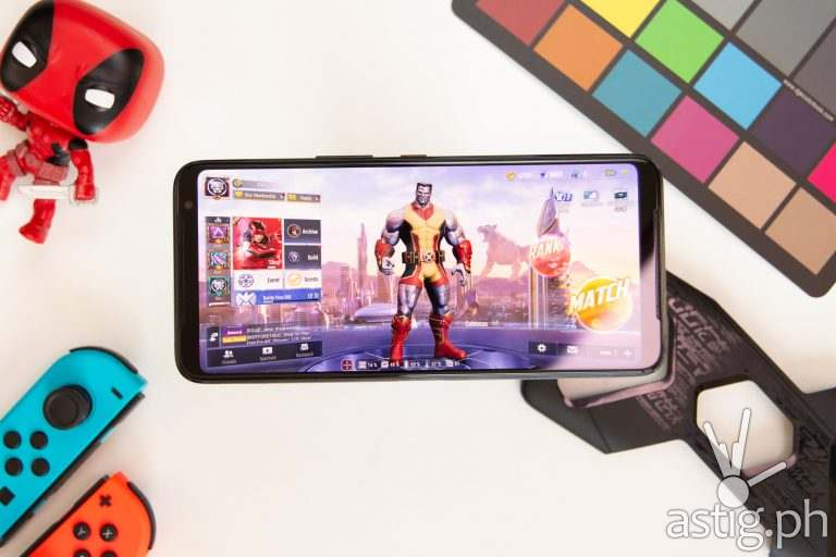 Colossus Marvel Super War - ROG Phone 3 (Philippines)