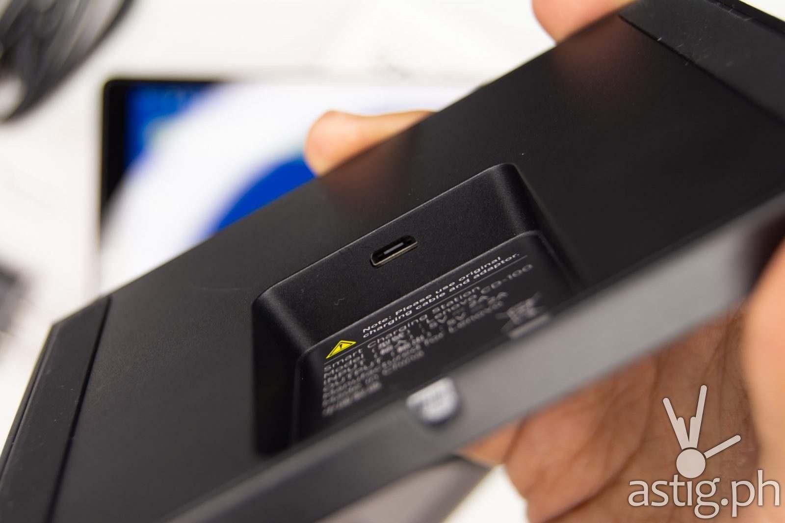 Dock bottom - Lenovo Smart Tab M8 (Philippines)