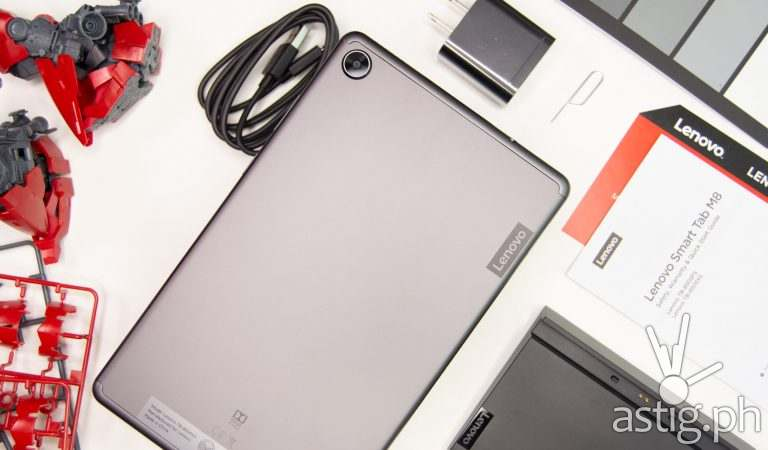 Lenovo Smart Tab M8 review: A tab for your fam-bam