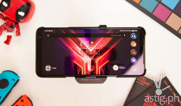 ROG Phone 3 Strix Edition: The 144Hz era is here! [review]