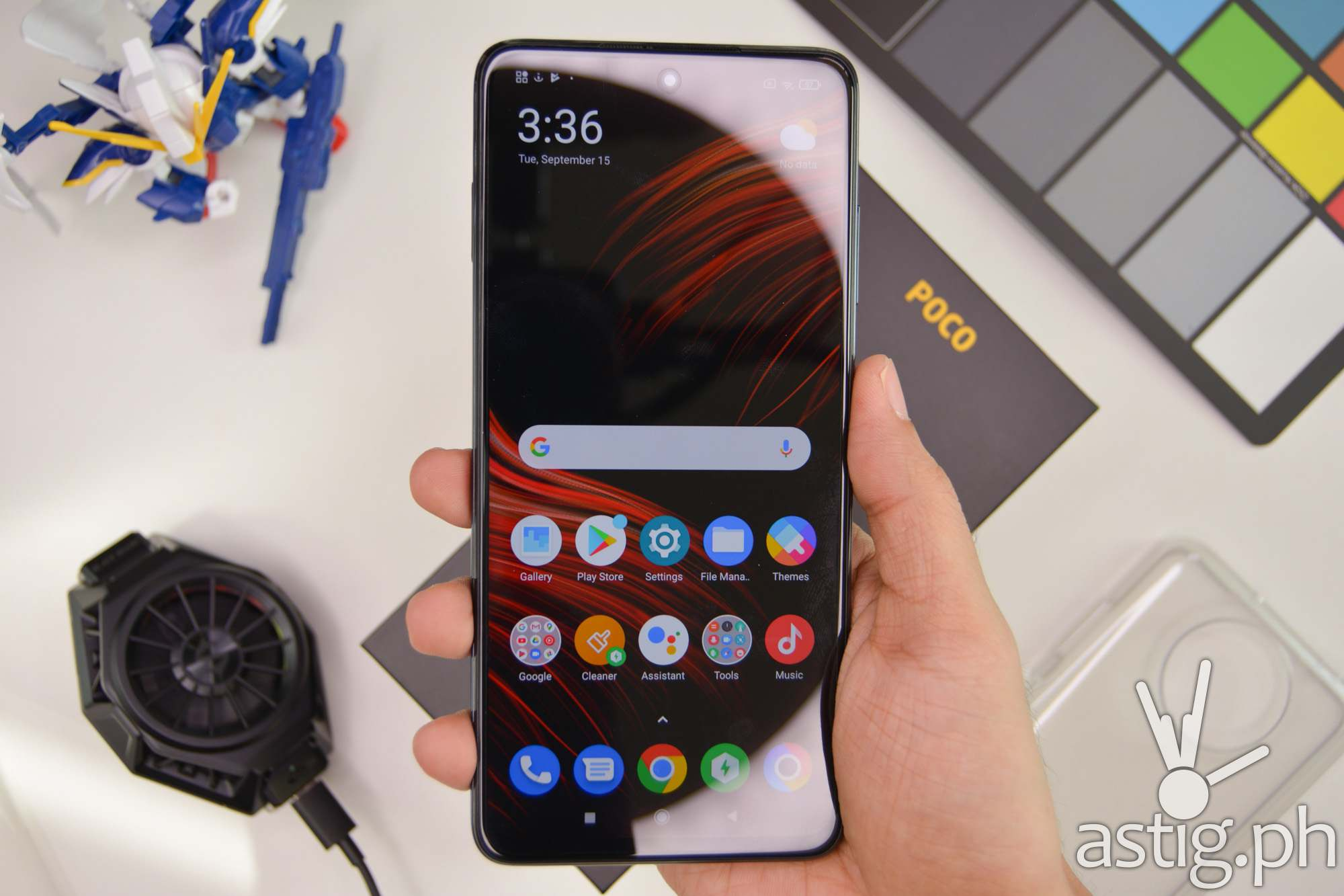 Handheld- 202009 POCO X3 NFC (Philippines)