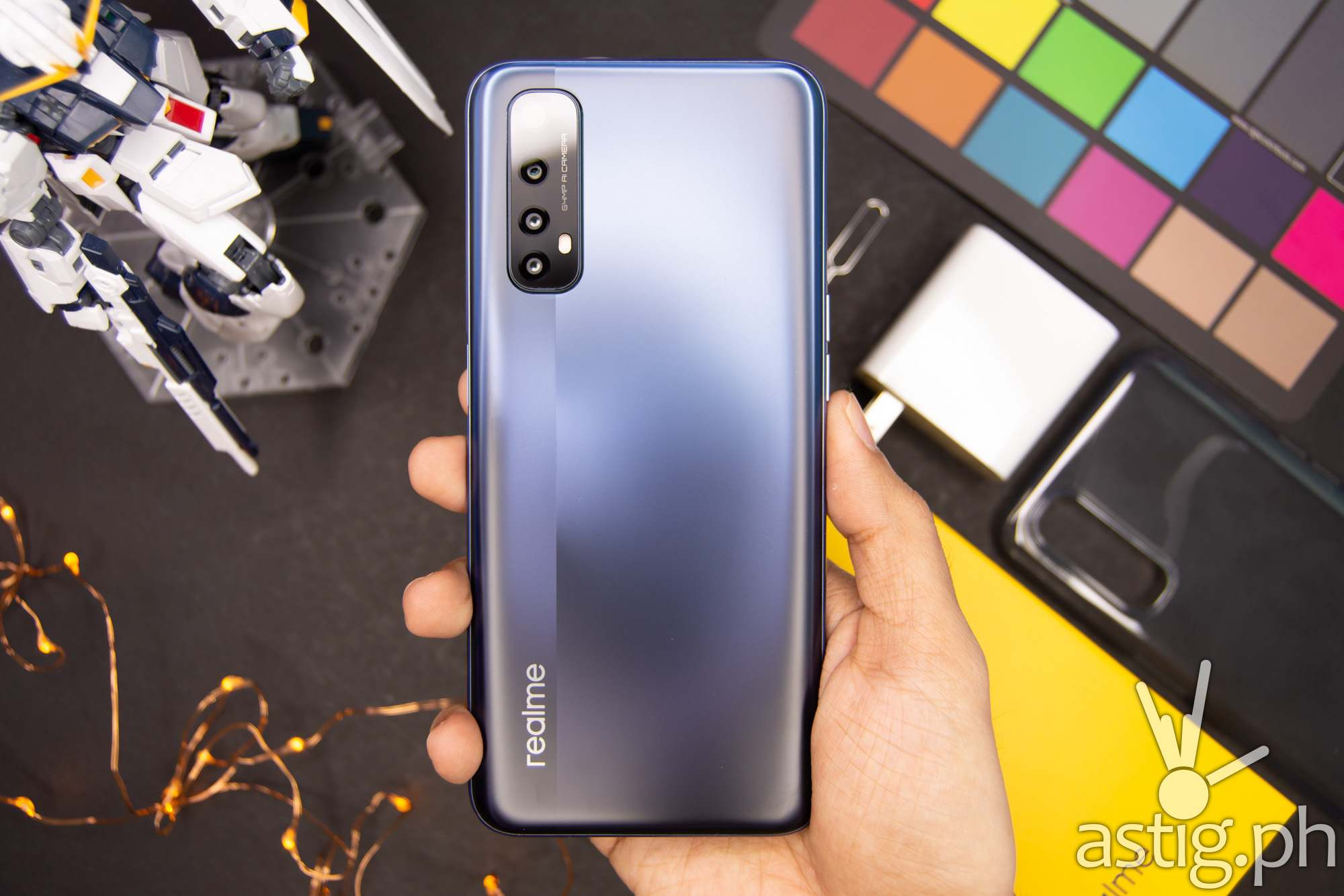 Handheld back - realme 7 (Philippines)