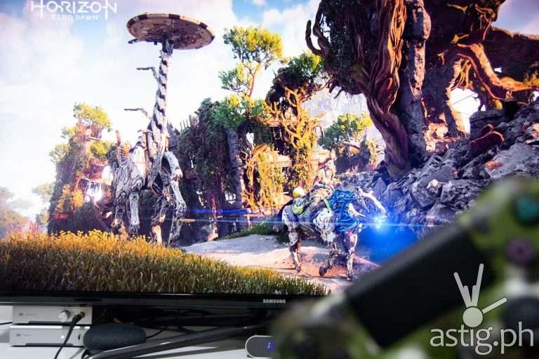 Horizon Zero Dawn PC gaming