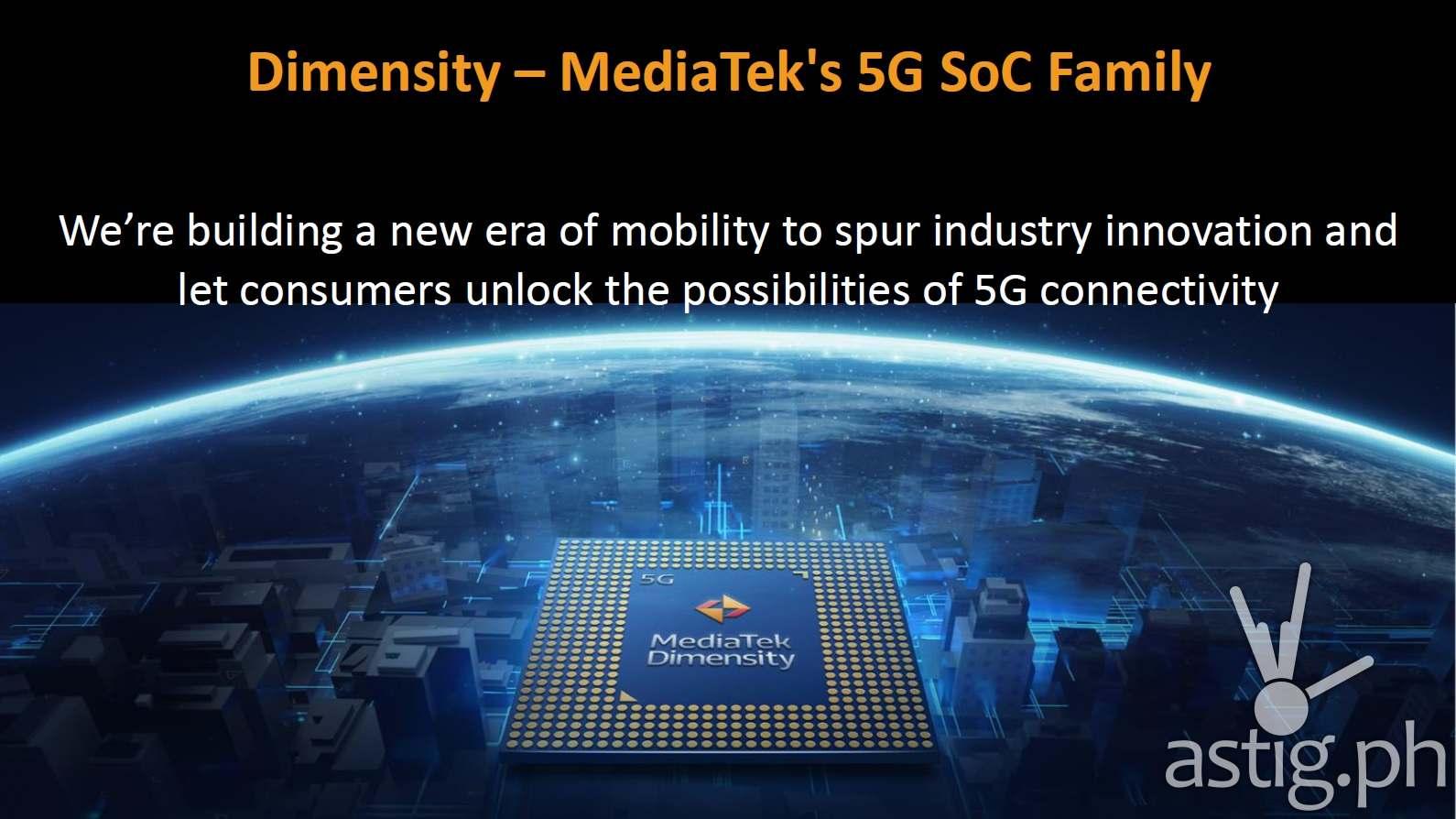 MediaTek Dimensity 5G SoC