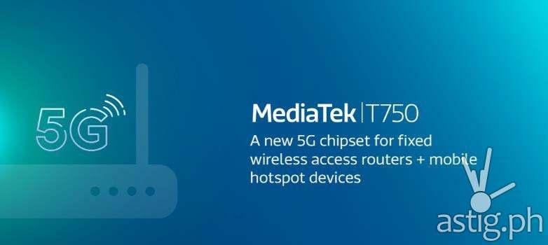 MediaTek T750 philippines