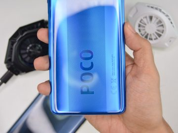 POCO logo blue - 202009 POCO X3 NFC (Philippines)