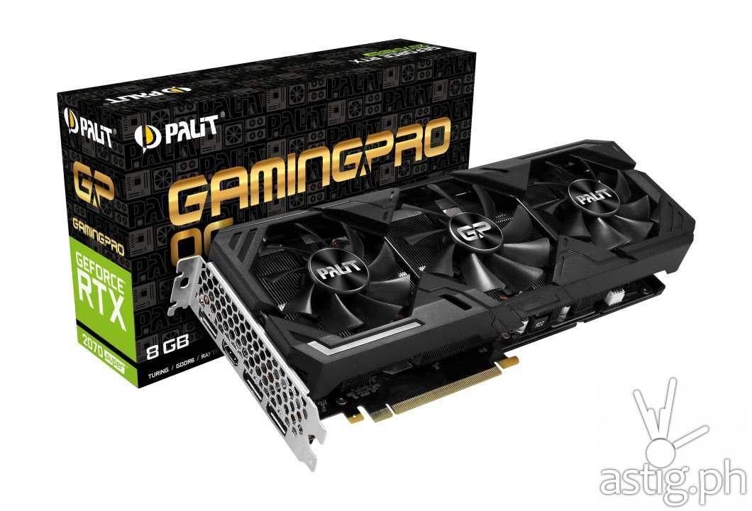 Palit GeForce RTX 2070 SUPER