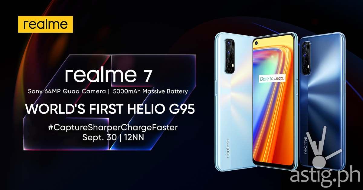 realme 7 launch Philippines