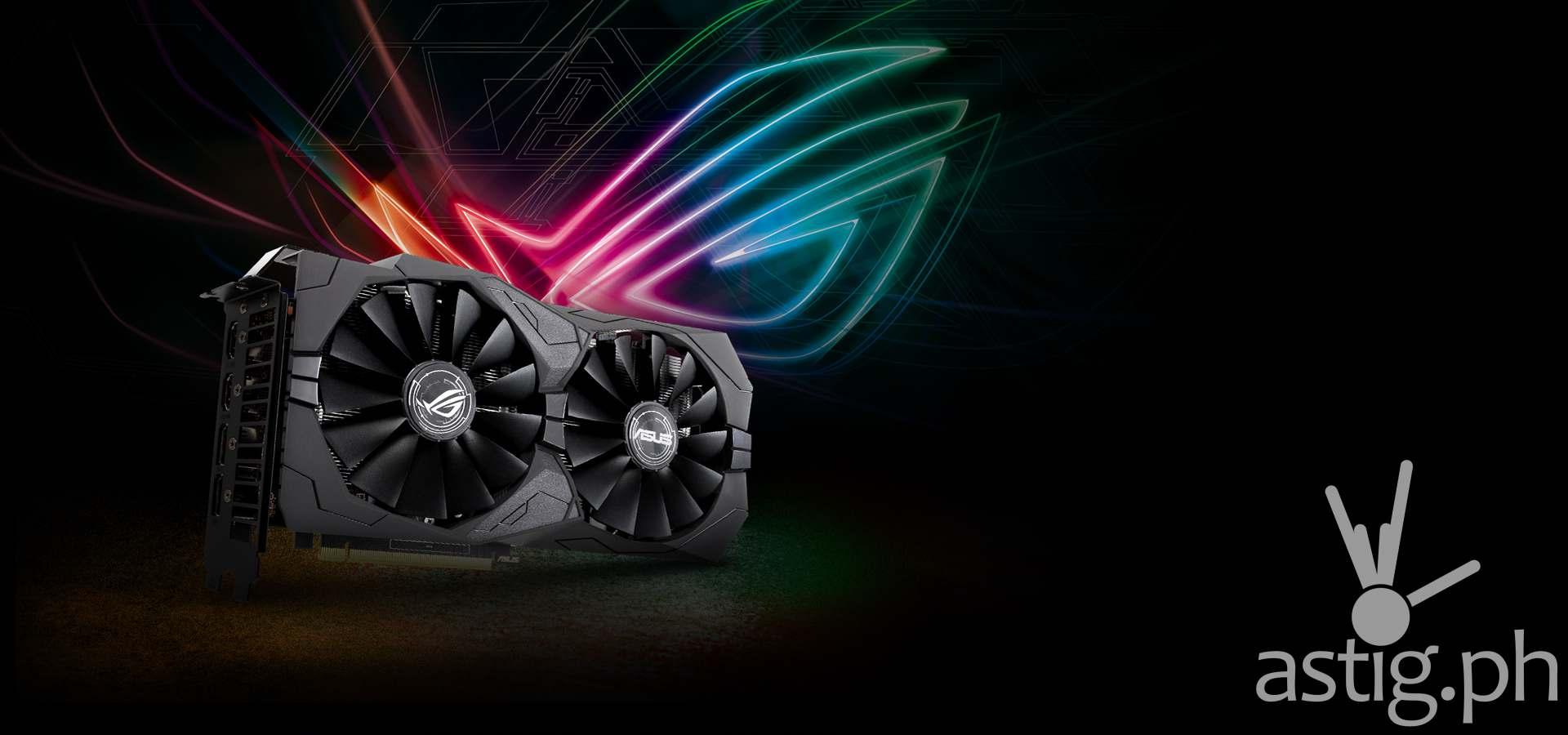ROG Strix 1650 Super OC