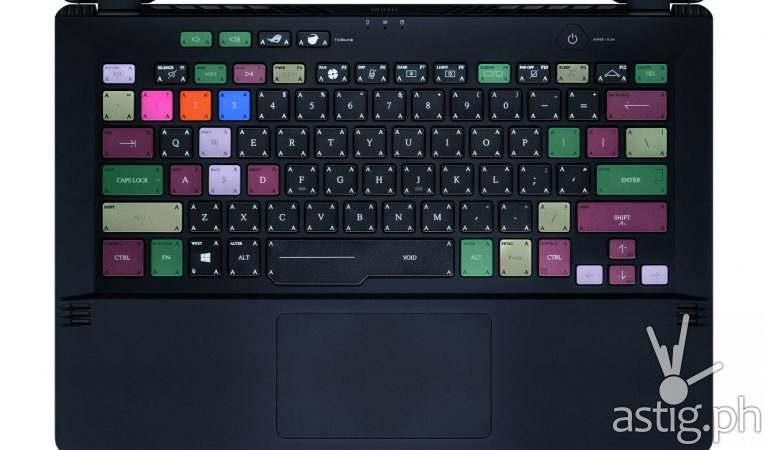 ROG ZEPHYRUS G14 ACRNM is the weirdest laptop your money can buy