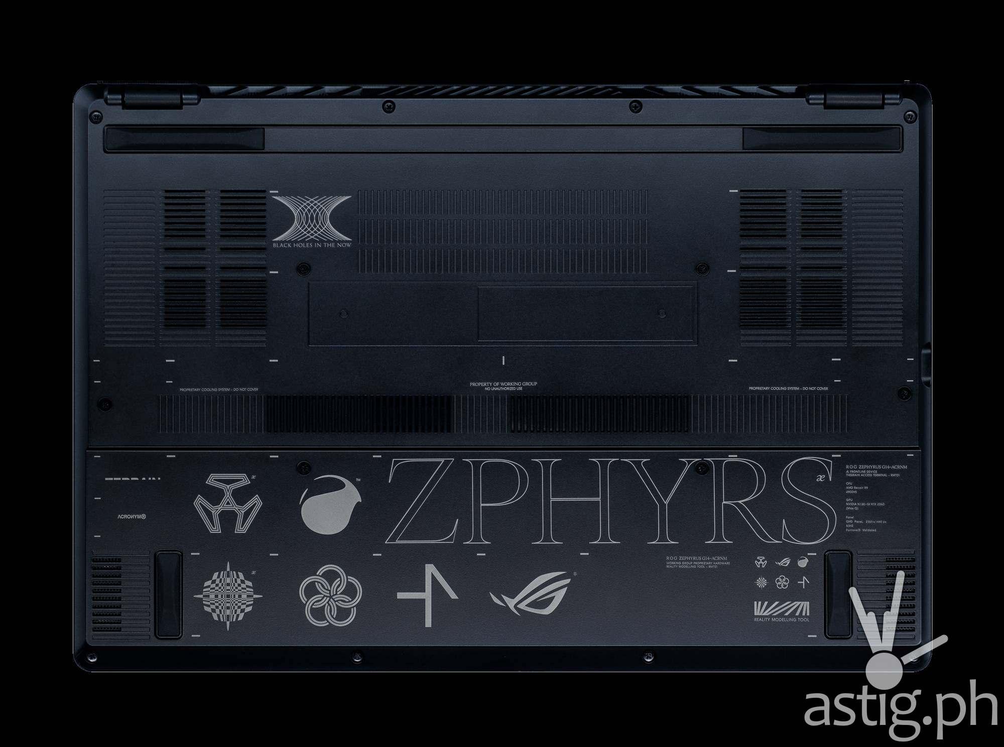 ROG ZEPHYRUS G14 ACRNM RMT01
