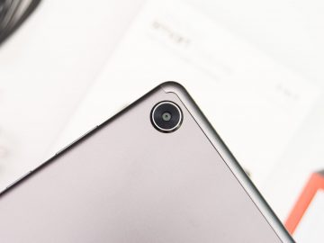 Rear camera - Lenovo Smart Tab M8 (Philippines)