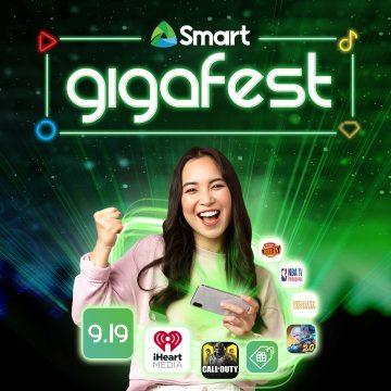Smart GigaFest