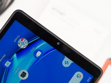 Top selfie camera - Lenovo Smart Tab M8 (Philippines)