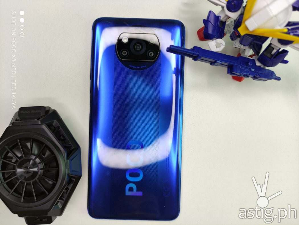 Wide - POCO X3 (NFC) sample photo