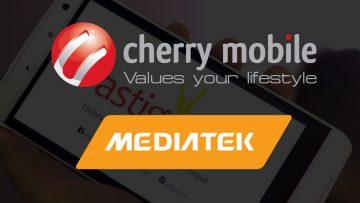 Cherry Mobile Mediatek Dimensity 5G