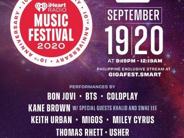 iHeart Radio Music Festival 2020