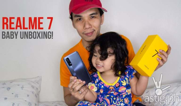 realme 7: Hands-on first impressions review [video]