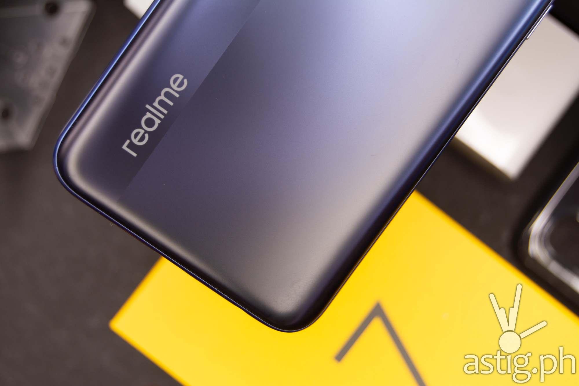 realme logo - realme 7 (Philippines)