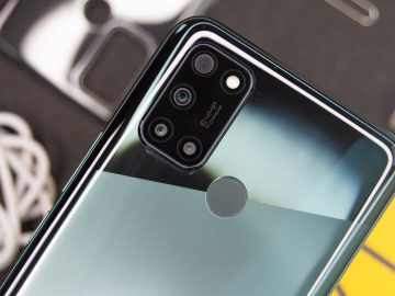 64MP quad cameras, fingerprint scanner - realme 7i (Philippines)
