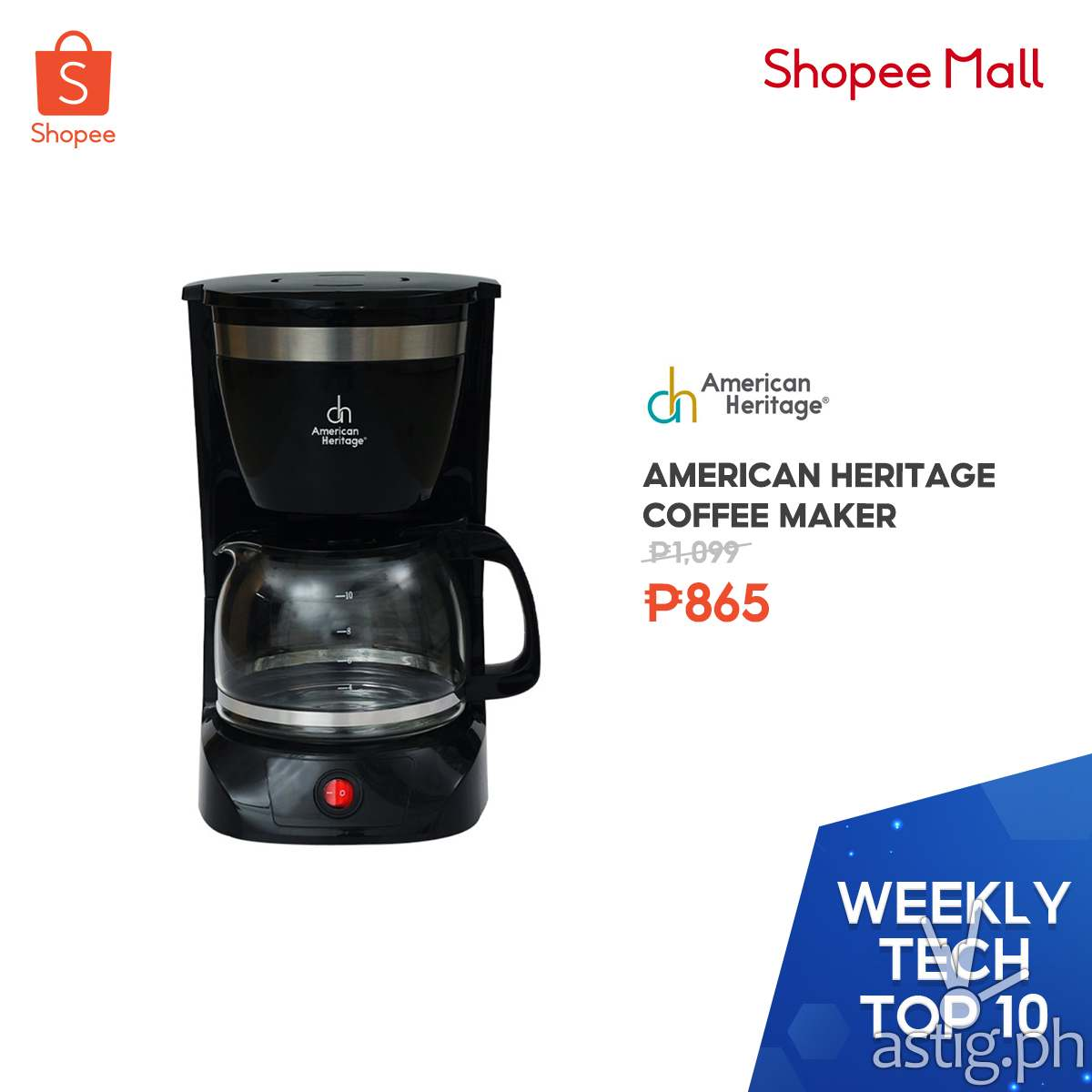 American Heritage Coffee Maker