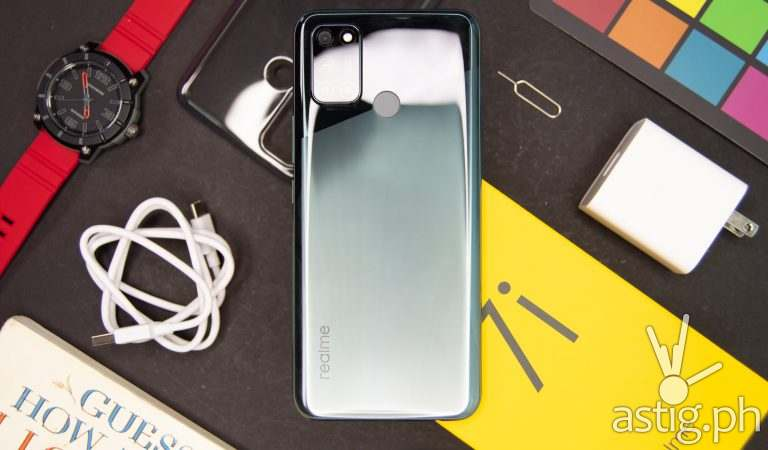 realme 7i hands-on first impressions [review]