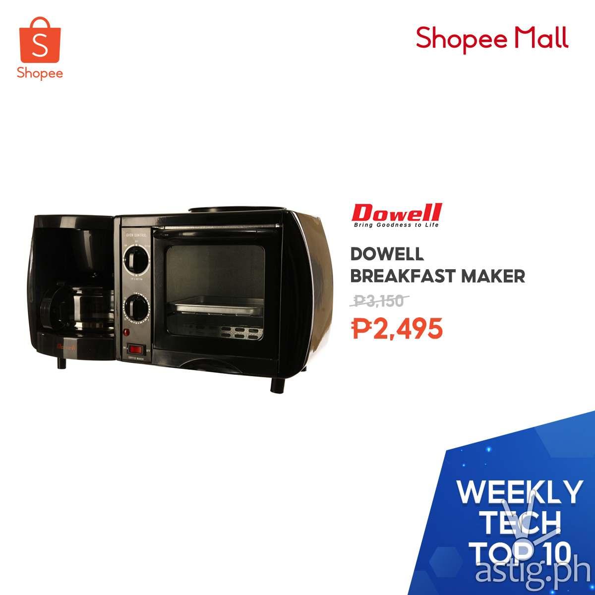 Dowell Breakfast Maker