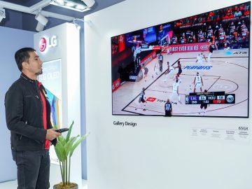 LA Tenorio - LG OLED TV