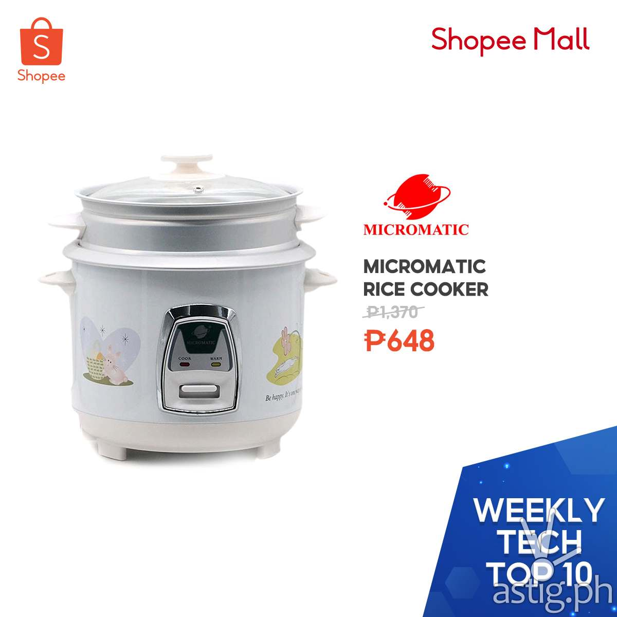 Micromatic Rice Cooker
