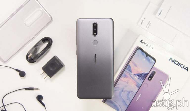 Nokia 2.4 review: Android One and long battery life
