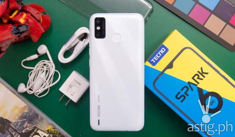 TECNO Spark 6 Go review: Does it spark joy?