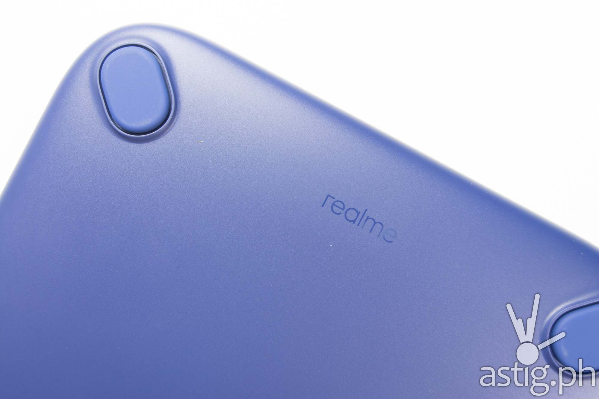Back logo - realme Smart Scale (Philippines)