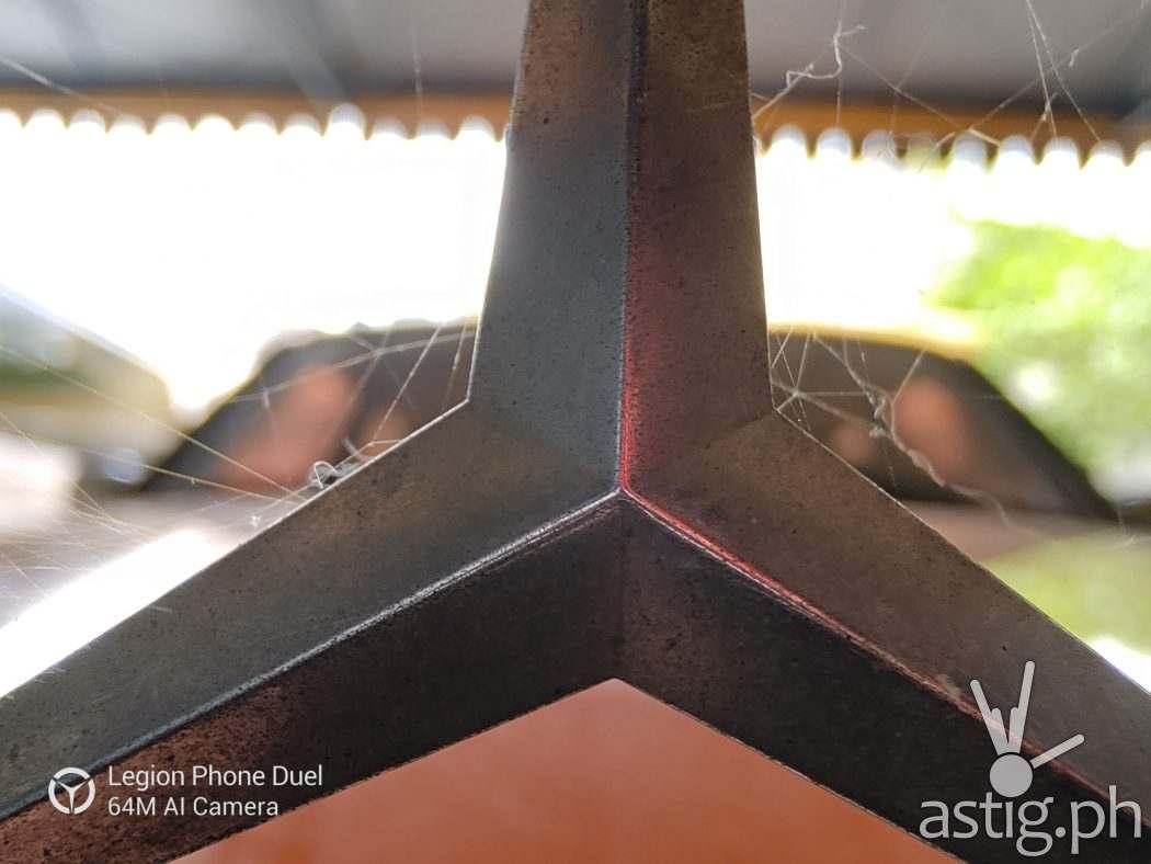 Benz macro sample photo - Legion Phone Duel (Philippines)