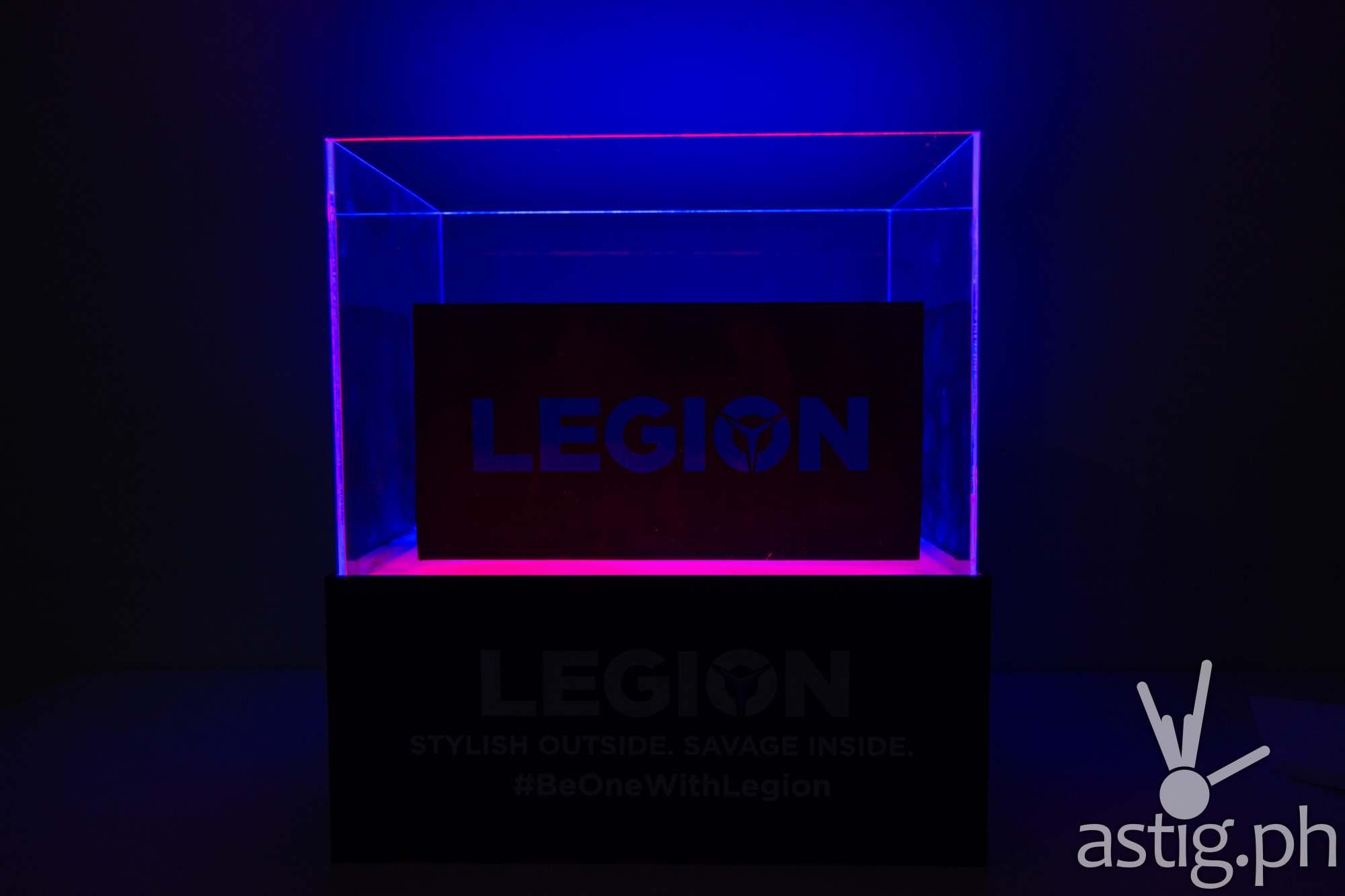Box - Legion Phone Duel (Philippines)