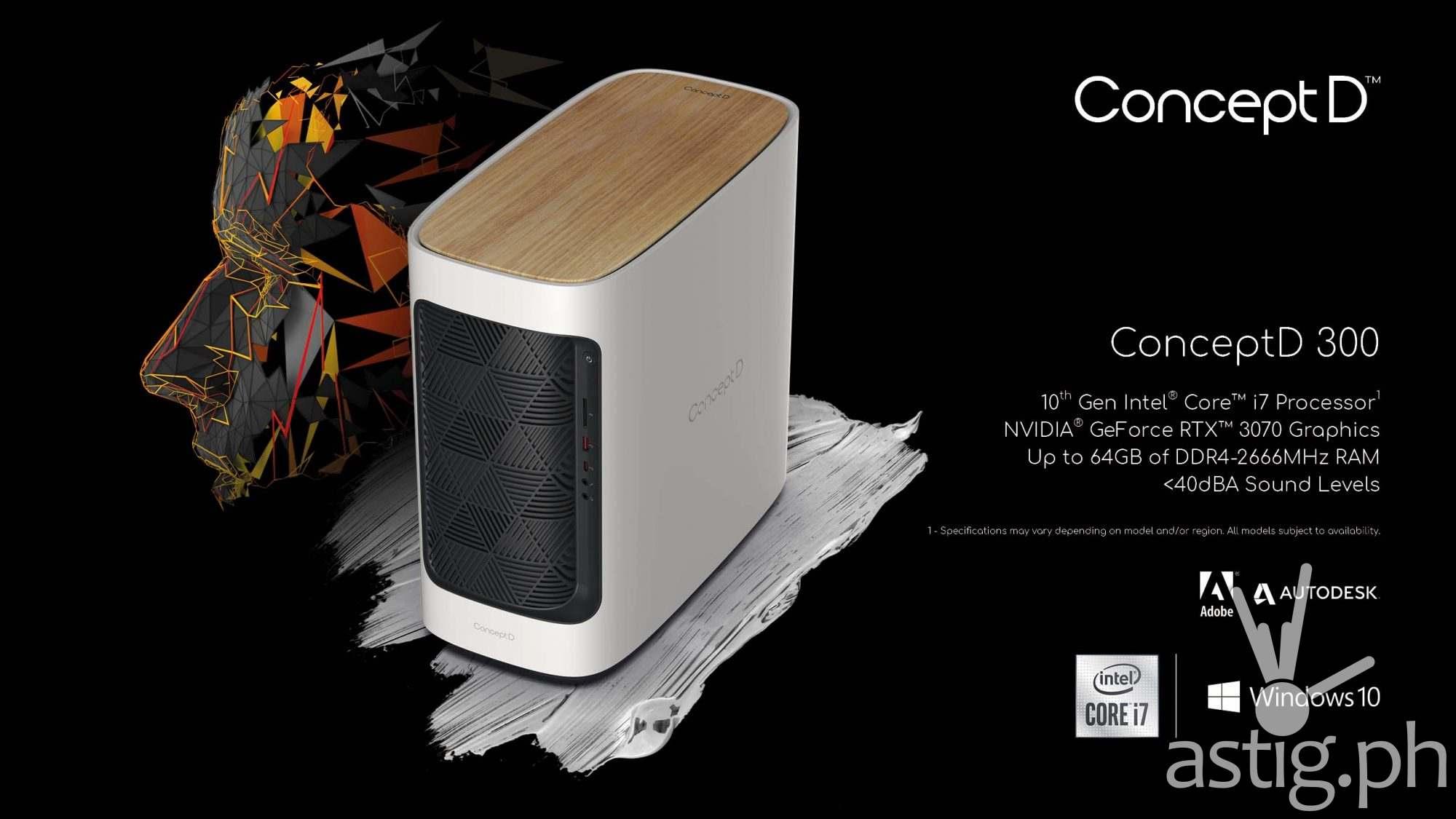 Acer ConceptD 300