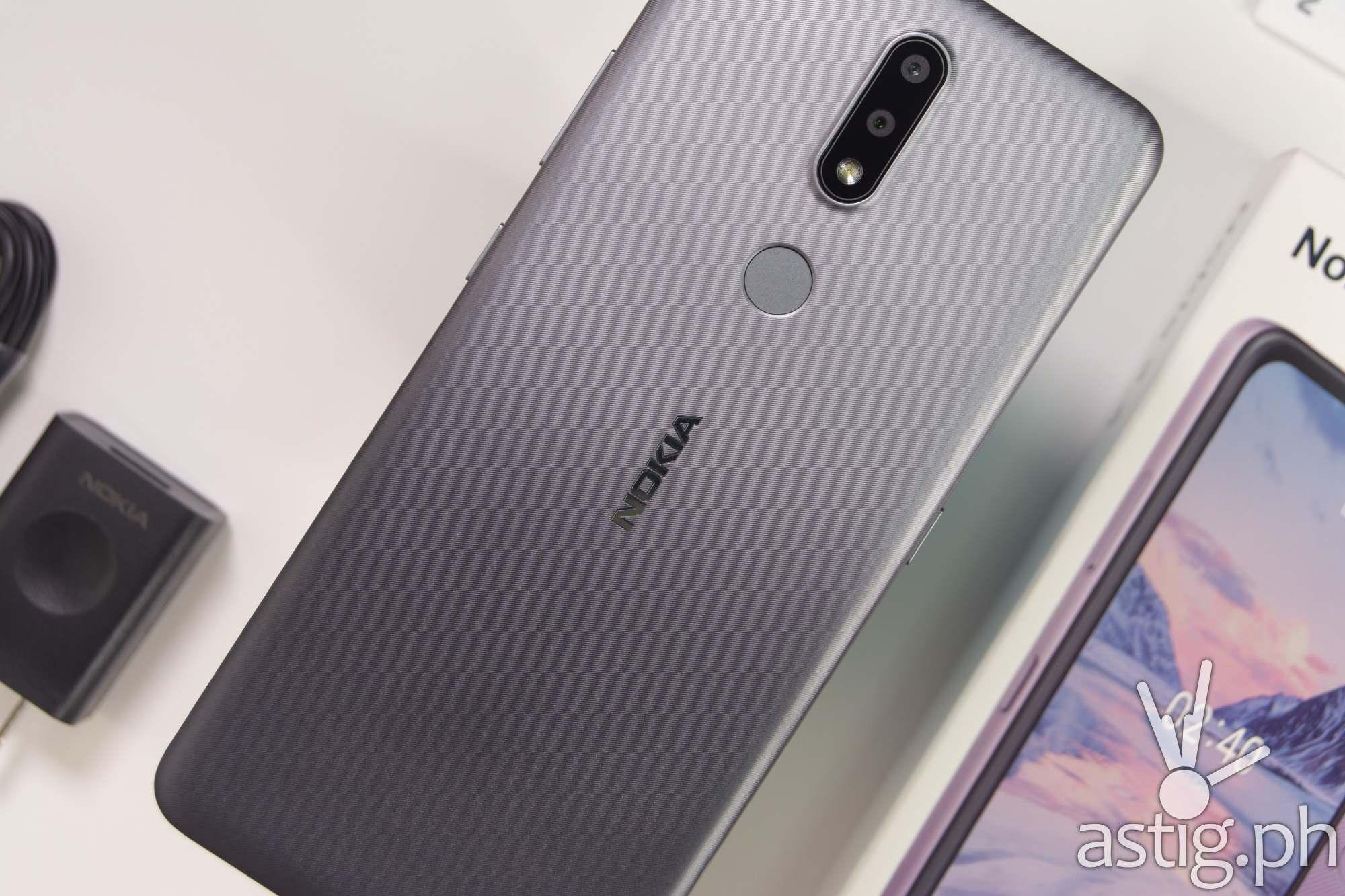 Flatlay diagonal - Nokia 2.4 (Philippines)