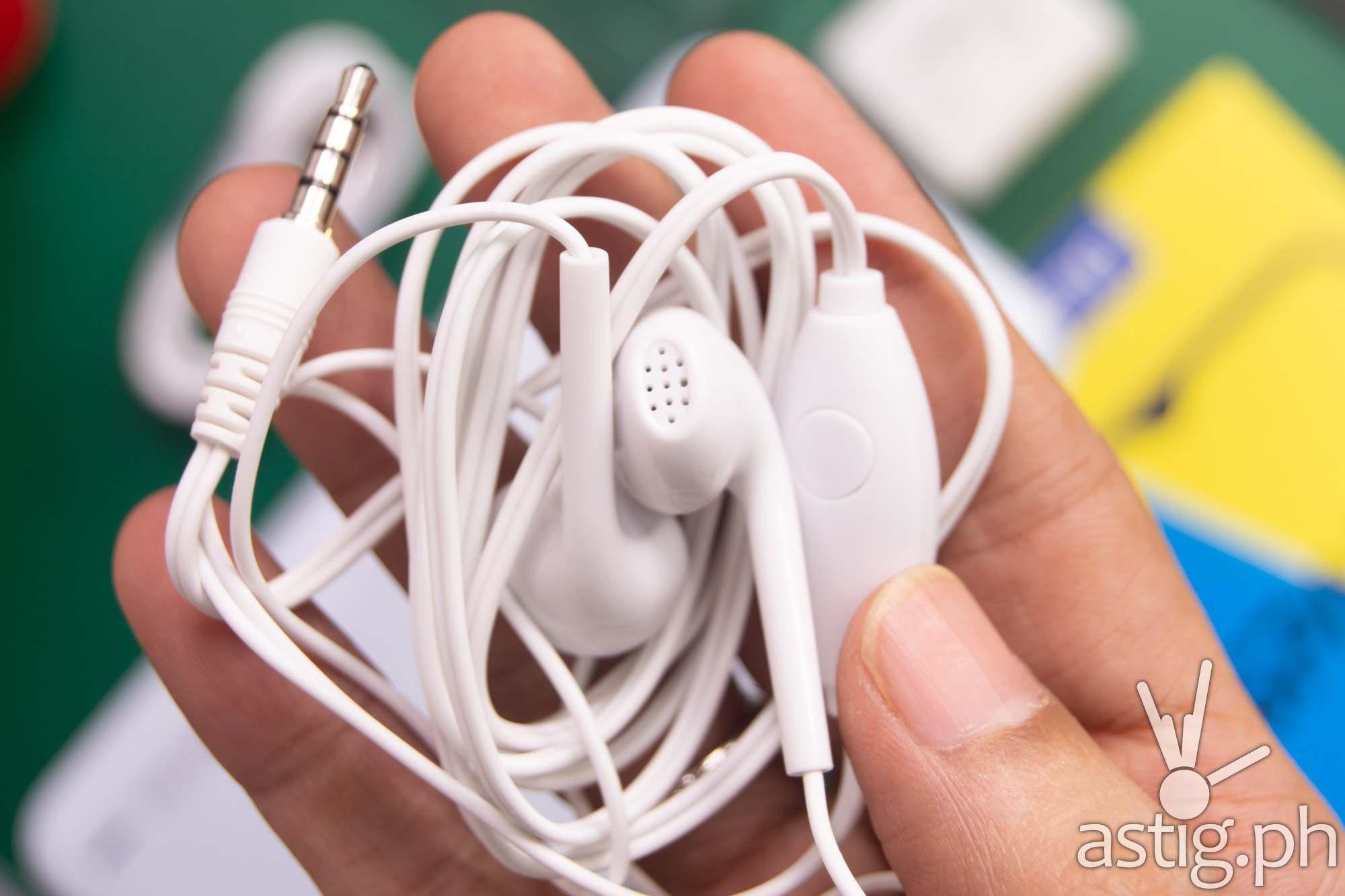 Headset - TECNO Spark 6 Go (Philippines)