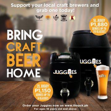 JuggiesPH Philippine Craft Kings